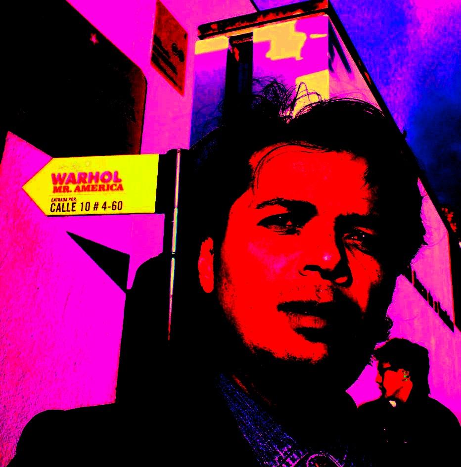Visita a Warhol